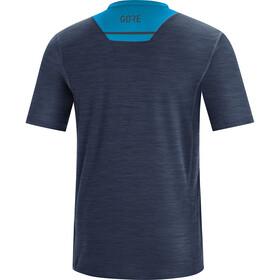 GORE WEAR R3 Shirt Men, orbit blue/dynamic cyan